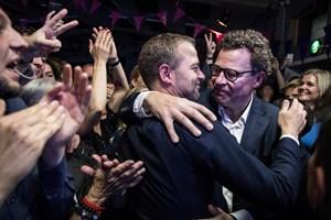 Radikale Venstre fik et bedre resultat ved EP-valget, end Morten Østergaard havde forestillet sig.