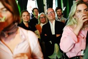 Uffe Elbæk er frustreret, fordi Alternativet ikke opnåede valg til EU-Parlamentet trods stor grøn fremgang.