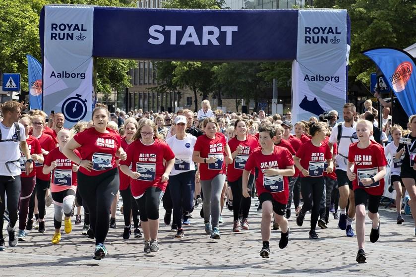 Motionsløbet Royal Run vil også komme til Sønderjylland næste år i anledning af 100-året for genforeningen.