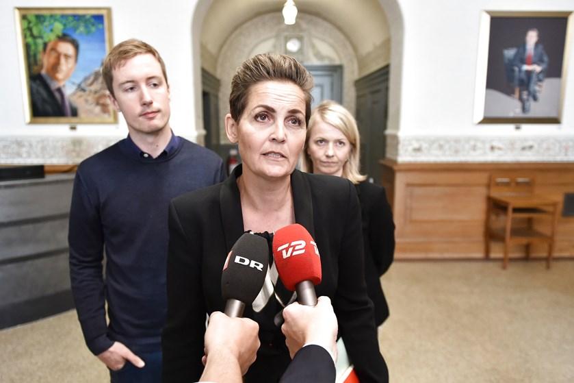 SF holder fast i krav om at fjerne kontanthjælpsloftet og vil have Danmark til at tage 500 kvoteflygtninge.