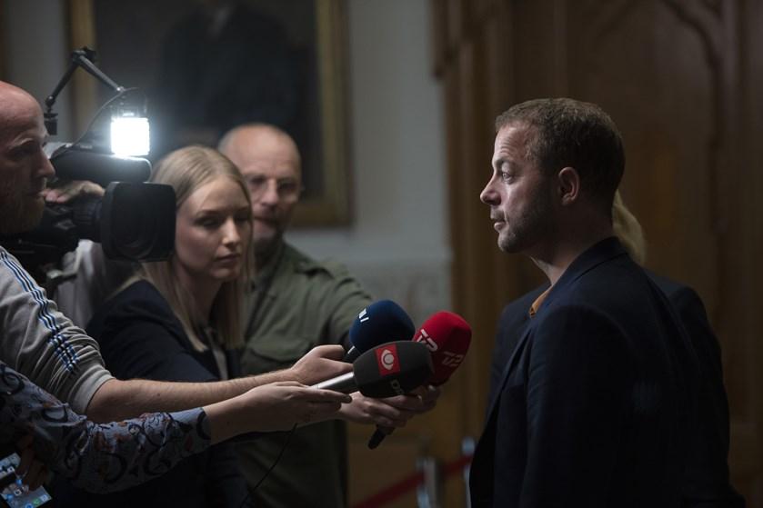 Morten Østergaard mener, at Danmark ikke har råd til at svigte integrationen i forhandlingerne om udlændinge.