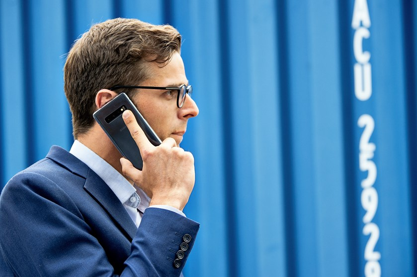 Simon Emil Ammitzbøll-Bille bliver gruppesekretær, mens Ole Birk Olesen får posten som gruppeformand.