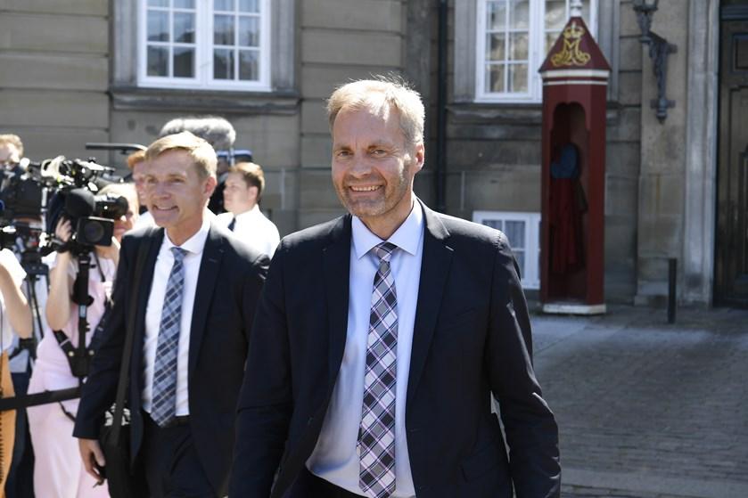 Efter stor tilbagegang ved folketingsvalget kommer der to nye medlemmer af Dansk Folkepartis gruppebestyrelse.