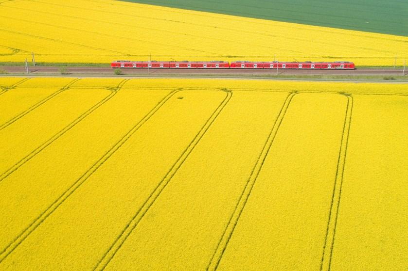 Konsulent i grøn tænketank er positiv over for, at Spies til september lancerer togrejse til Schweiz.