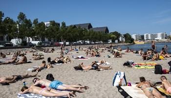 I den kommende uge, hvor fredag er årets længste dag, kan temperaturerne nå op på 28 grader, oplyser DMI.