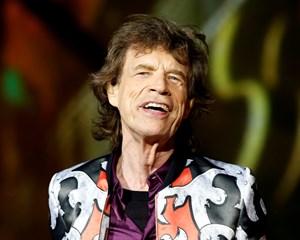 """Turnéen """"No Filter"""" blev udsat sidst i marts, da 75-årige Mick Jagger skulle gennemgå en hjerteoperation."""