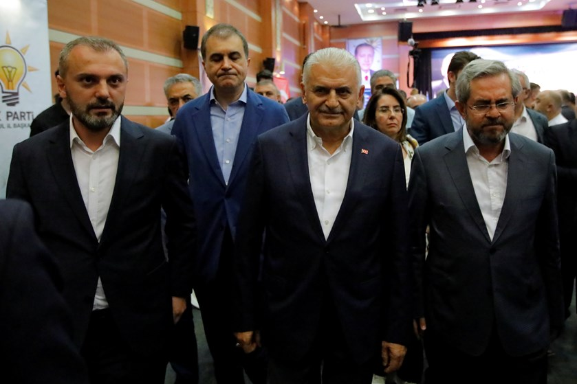 Søndagens borgmestervalg i den tyrkiske storby ses som et stort nederlag for præsident Recep Tayyip Erdogan.