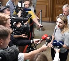 Den første dansker er evakueret fra flygtningelejr i Syrien. EL tror ikke, det bliver del af forhandlinger.