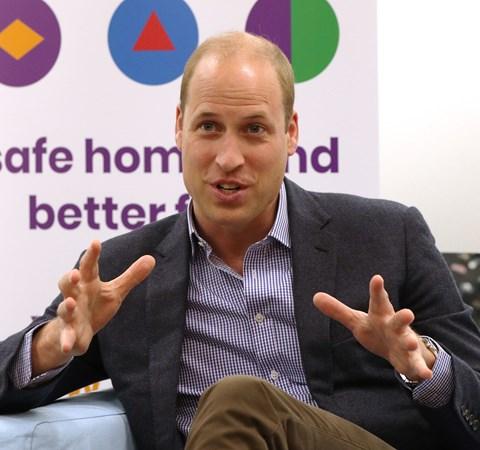 Den britiske prins erkender, at han er bekymret for, at det ville kunne medføre forfølgelse og had.