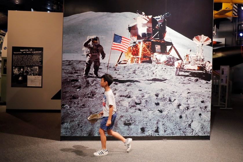 Lørdag er det 50 år siden, at USA formåede at sende den første mand til Månen. Test din viden om missionen.