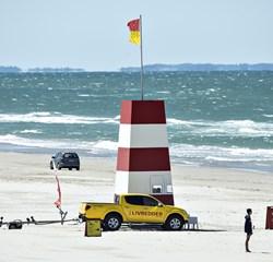 Vælg en strand med livreddere, og bad mellem de rød-gule flag, lyder opfordring forud for dage med sommervejr.