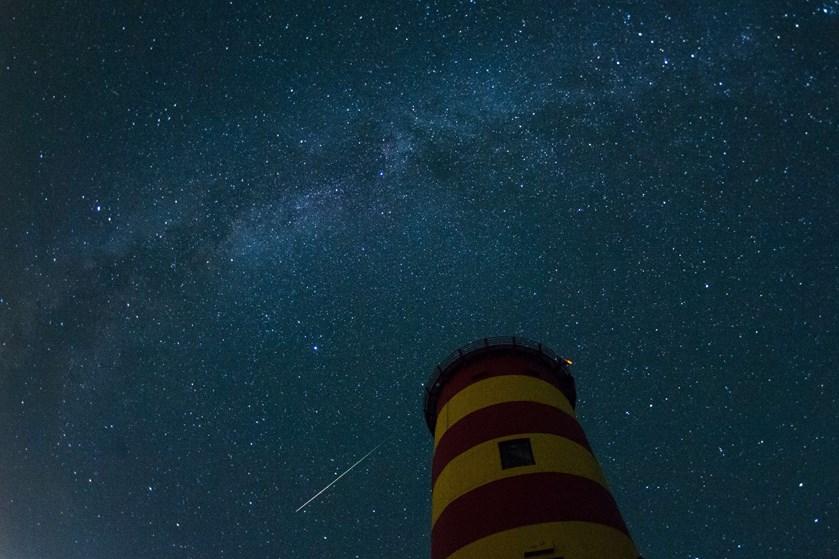 En af årets største meteorstorme topper mandag og tirsdag og giver mulighed for at se masser af stjerneskud.