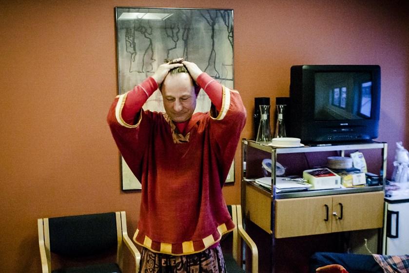 Jan Linnebjerg, der er kendt for sin rolle som nissen Pyrus, er blevet idømt ti dages betinget fængsel.