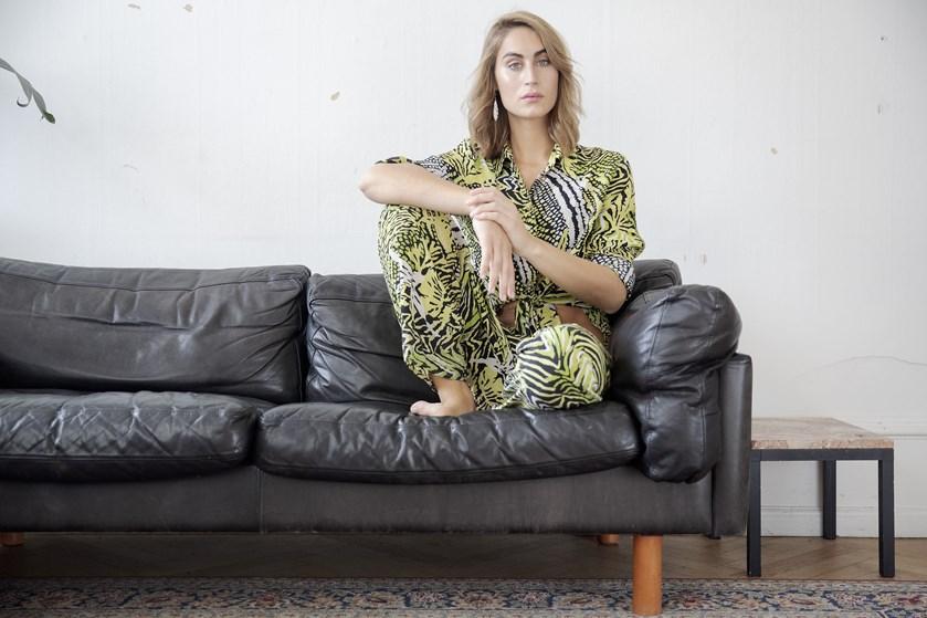 """Den dansk-argentinske model og skuespiller May Simón Lifschitz skal spille med i fantasyserien """"Warrior Nun""""."""