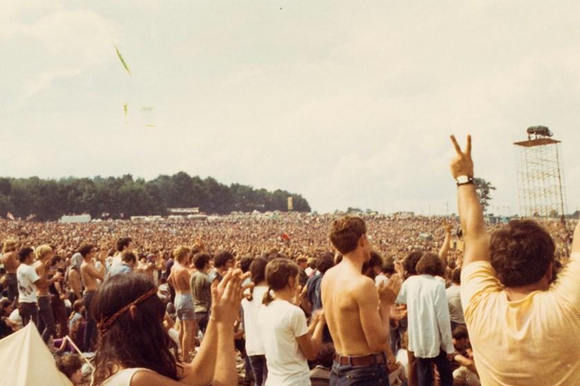 Denne uge mindes 50-årsdagen for festivalen, som fandt sted i august 1969, men den runde fejring gik i vasken.