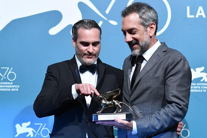 """""""Joker"""", der portrætterer Batman-skurken Jokeren, modtager Guldløven på filmfestival i Venedig."""