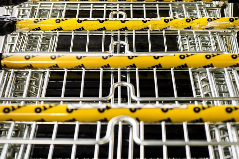 Vi køber forsvindende lidt fra dagligvarekæderne på nettet. Men ny abonnementsservice kan få hul på området.