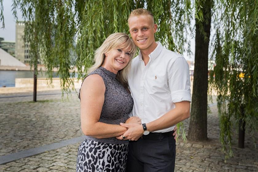 """Birgit Aaby kalder sin deltagelse i """"Vild med dans"""" for det bedste, hun nogensinde har sagt ja til."""