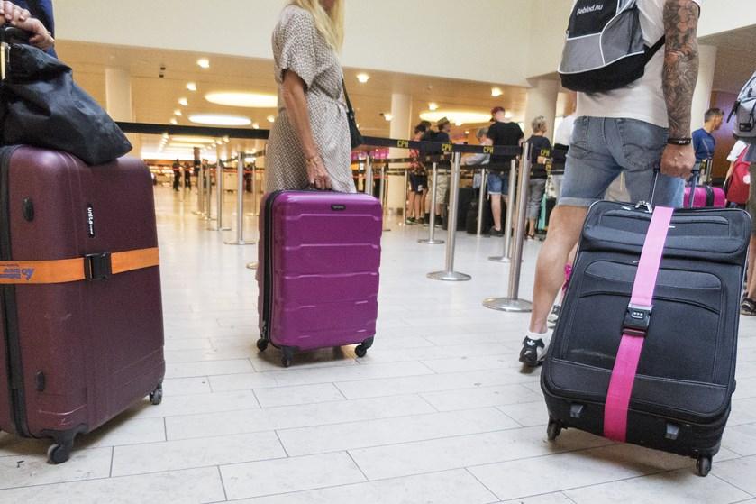 Københavns Lufthavn har med lidt over 2,9 millioner passagerer haft den travleste august nogensinde.