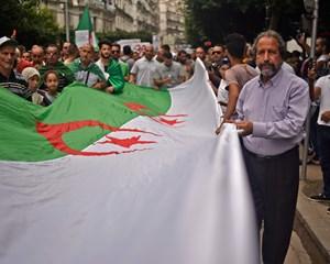 Siden april har der ikke været en folkevalgt præsident i Algeriet. Det skal laves om ved et valg 12. december.