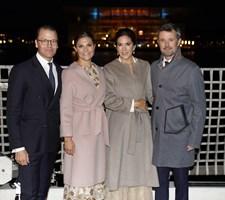 Den svenske kronprinsesse Victoria og prins Daniel styrker erhvervslivet med en tre-dages visit i Danmark.