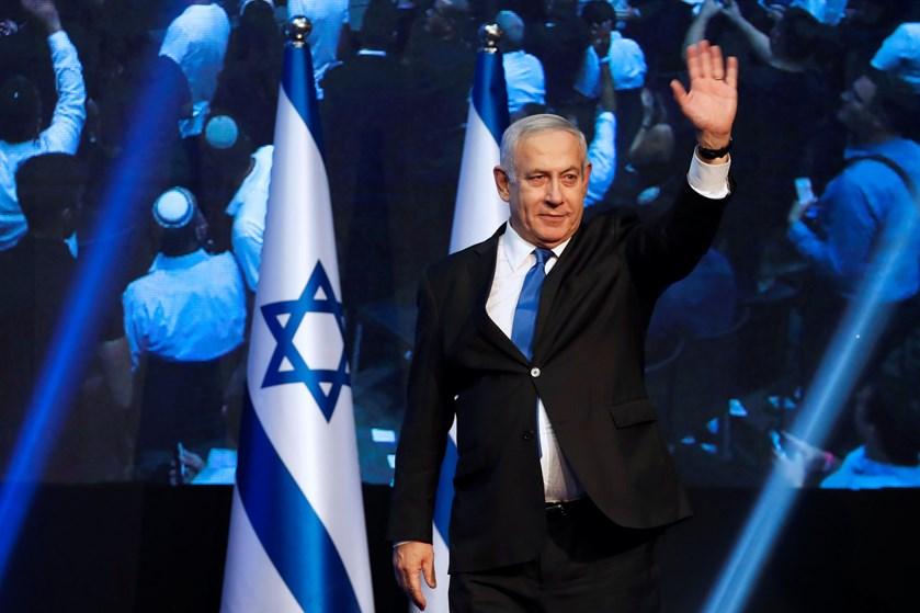 Israel har brug for en regering, der kan samarbejde tæt med USA's præsident, siger Benjamin Netanyahu.