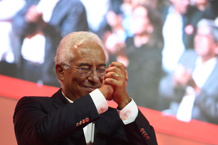 Vælgerne i Portugal ser ud til at belønne premierminister Costas parti for at have fået styr på økonomien.