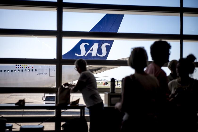 Københavns Lufthavn mister passagerer, der flyver direkte, men har flere transferpassagerer.