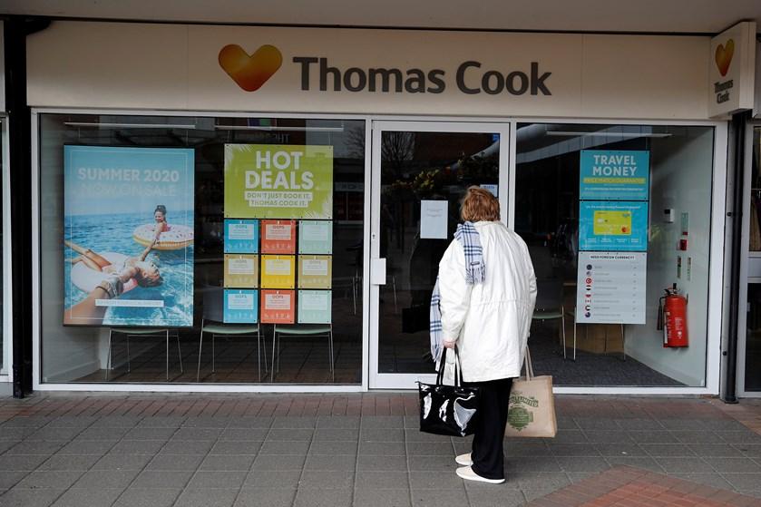 Ifølge Berlingskes oplysninger er et kinesisk selskab interesseret i den skandinaviske del af Thomas Cook.