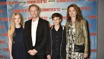 """Alma Ekehed Thomsen, som er datter af skuespiller Ulrich Thomsen, har en rolle i tv-serien """"Forhøret""""."""