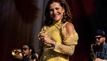 Den danske sangerinde vandt torsdag aften Danish Music Awards' Ærespris for sit bidrag til dansk musik.