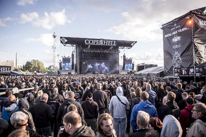 Iron Maiden bliver hovednavn på den københavnske metalfestival Copenhell i 2020.