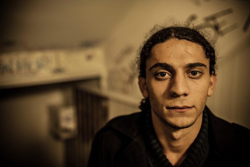 "Yahya Hassan udgiver fredag sin anden digtsamling siden debuten ""Yahya Hassan"" i 2013."