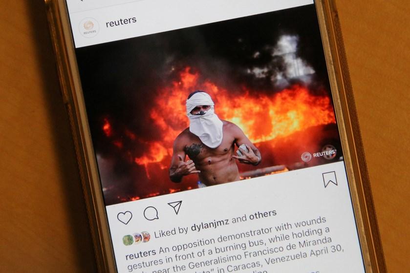 Efter længere tids forsøg i flere store lande vil Instagram også skjule antallet af likes hos brugere i USA.