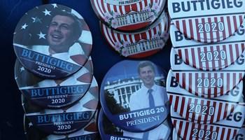 Måling viser, at Pete Buttigieg overhaler demokraterne Warren, Biden og Sanders i den vigtige stat Iowa.
