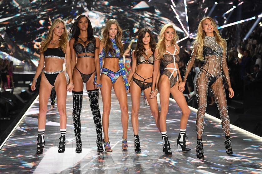 Den danske supermodel Josephine Skriver deltog i Victoria's Secrets årlige modeshow sidste år.