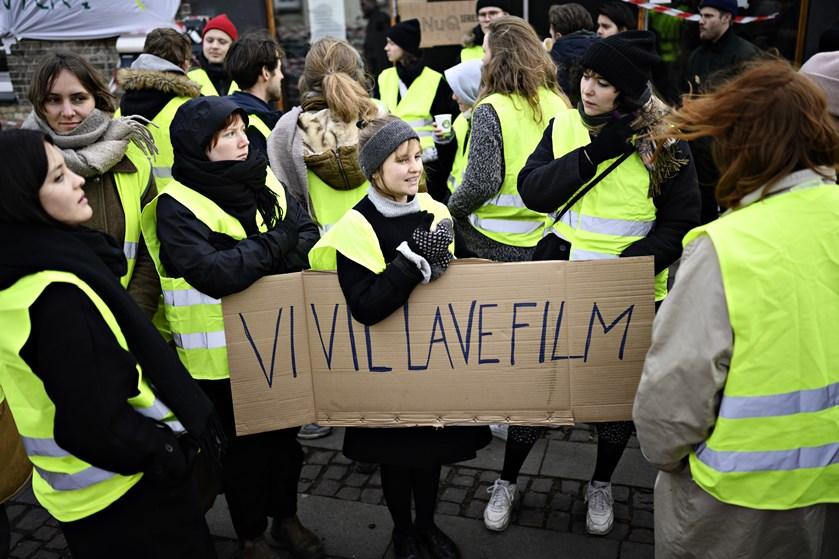 Vinca Wiedemann stopper som rektor på Den Danske Filmskole efter hård kritik fra elever og filmfolk.