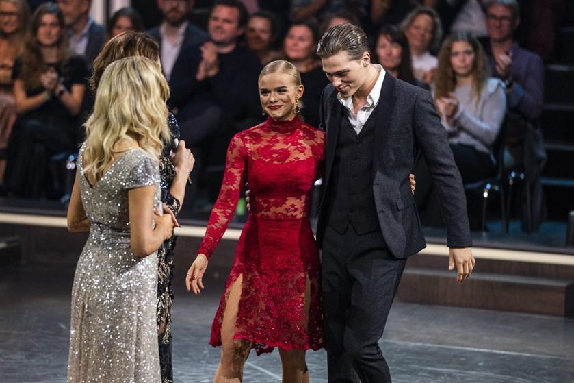 """Oscar Bjerrehuus måtte forlade """"Vild med dans"""" uden en finalebillet, men dansen har givet ham mere disciplin."""