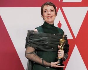 """Både skuespiller Trine Dyrholm og filmen """"Ditte & Louise"""" måtte lørdag se sig slået af filmen """"The Favourite""""."""