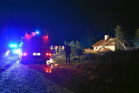 Flammer over Fjerritslev