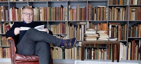 Kender du bogsamleren fra Mors?