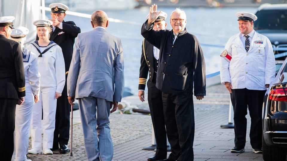 Prins Henrik har demens Foto: Scanpix/Martin Sylvest/arkiv