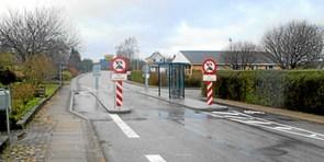 Busslusen i Gistrup er klar igen