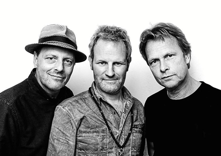 Trio vil levere blues-fest i Arden