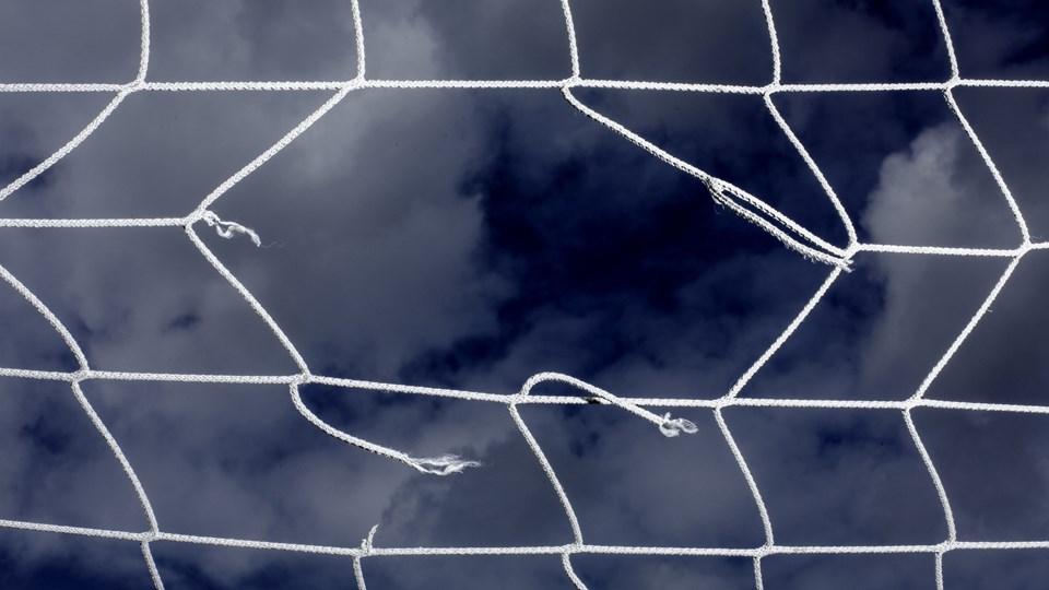 Politiet ransager fodboldklubber i syv europæiske lande efter mistanke om matchfixing. Arkivfoto: Mads Nissen, Ritzau Scanpix