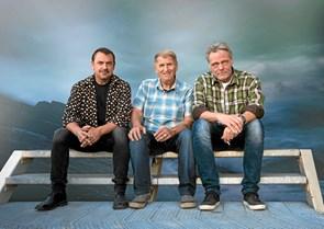 Svedig blues i Agger med Nalle & Hans Crazy Ivans
