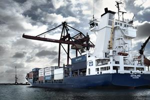 Havnen nærmer sig rekord