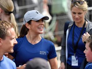 Vild med Mary: Over 12.000 løbere stiller til start til Royal Run