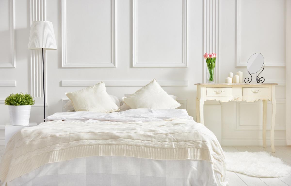 Sådan indretter du dit soveværelse til bedre søvn