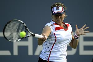 Tennispensionisten Kim Clijsters gør comeback næste år